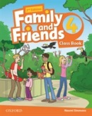 Family and Friends 2nd Edition Level 4 Class Book (2019 Edition) - Učebnica
