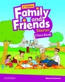 Family and Friends 2nd Edition Level Starter Class Book (2019 Edition) - učebnica (Simmons, N. - Thompson, T. - Quintana, J.)