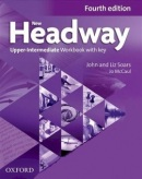 New Headway, 4th Edition Upper-Intermediate Workbook with Key (2019 Edition) (Soars, J. - Soars, L.)