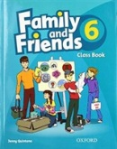 Family and Friends 6 Class Book - učebnica (2019 bez CD) (Quintana, J.)