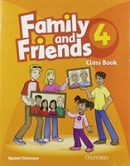 Family and Friends 4 Class Book - učebnica (2019 bez CD) (Simmons, N.)