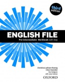 New English File, 3rd Pre-Intermediate Workbook with key (2019 Edition) (Oxenden, C - Latham Koenig, Ch. - Seligson, P.)