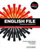 New English File, 3rd Elementary MultiPACK A (2019 Edition) (Oxenden, C - Latham Koenig, Ch. - Seligson, P.)