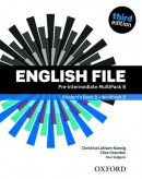 New English File, 3rd Pre-IntermediateMultiPACK B (2019 Edition) (Oxenden, C - Latham Koenig, Ch. - Seligson, P.)