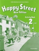 Happy Street 2, New Edition Activity Book (2019 Edition) (S. Maidment, L. Roberts)