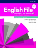 New English File 4th Edition Intermediate Plus MultiPACK A