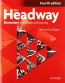 New Headway, 4th Edition Elementary Workbook without Key (2019 Edition) (Soars, J. - Soars, L.)