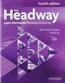 New Headway, 4th Edition Upper-Intermediate Workbook without Key (2019 Edition) (Soars, J. - Soars, L.)