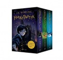 Harry Potter 1-3 Box Set: A Magical Adve (Joanne K. Rowlingová)