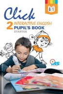 Click 2. Interactive English. Pupil's book (P. Zlochová, P. Gerö)
