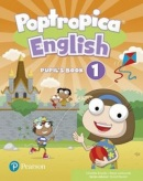 Poptropica English Level 1 Pupil´s Book (L. Erocak, T. Lochowski, D. Nunan)