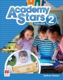 Academy Stars Level 2 Pupil's Book (A. Harries, K. Harper, D. Tucker)