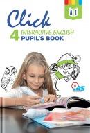 Click 4. Interactive English. Pupil's book (J. Institoris)