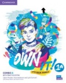 Own it! Level 1 Student's Book with Practice Extra (D. Vincent, M. Wilson, L. Durrant, V. Anderson, C. Thacker)