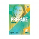 Prepare A1 Level 1 Second Edition Student´s Book (C. Chapman, M. Williams, J. Kosta)