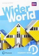 Wider World 1 Students' Book with MyEnglishLab Pack (B. Hastings, S. McKinlay, L. Edwards, R. Fricker)