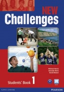 New Challenges 1 - Student's Book + Active Book (M. Harris, D. Mower, P. Mugglestone, A. Maris)