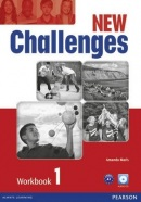 New Challenges 1 Workbook + Audio CD (P. Mugglestone, A. Maris, D. Mower, M. Harris, A. Maris)