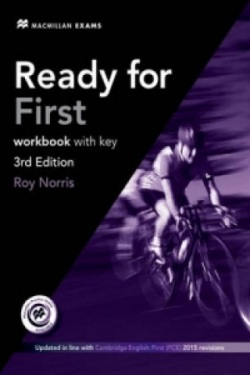 Ready for First 3rd Edition Workbook w/k +CD 3/e (Z. Rézmüves, M. Hordern, A. French, Norris, R.)