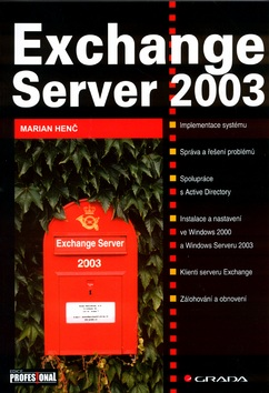 Exchange Server 2003 (Marián Henč)