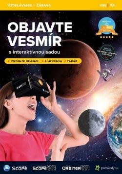 OBJAVTE VESMÍR s interaktívnou sadou - špeciálna edícia preskoly.sk