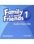 Family and Friends 1 Class Audio CDs (Simmons, N.)