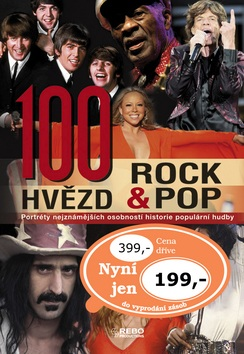 100 hvězd rock & pop (Martina Handwerker)