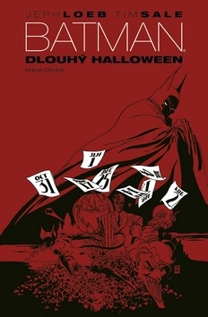 Batman Dlouhý Halloween (Jeph Loeb; Tim Sale)