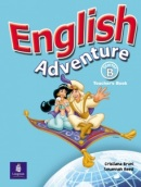 English Adventure Starter B Teacher's Book - metodická príručka (Cristiana Bruni)