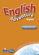 English Adventure 3 Interactive Whiteboard Software (Frino, Lucy)