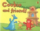 Cookie and Friends B Class Book - učebnica (Vanessa Reilly)